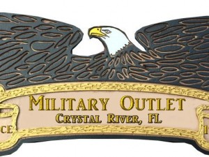 Military Outlet Logo