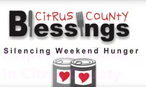 Citrus County Blessings Logo